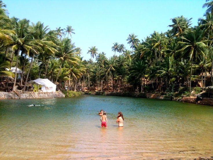 Explore the hidden lagoon on Cola Beach. Photo credit: Alli Khan / Panoramio