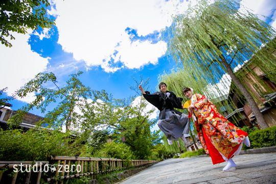 和装前撮り 京都ロケーション 祇園 | 『和装日和』 和装前撮り.com BLOG
