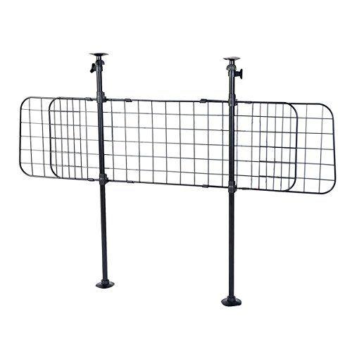 Giantex Universal Adjustable Divider Bar Pet Barrier Mesh
