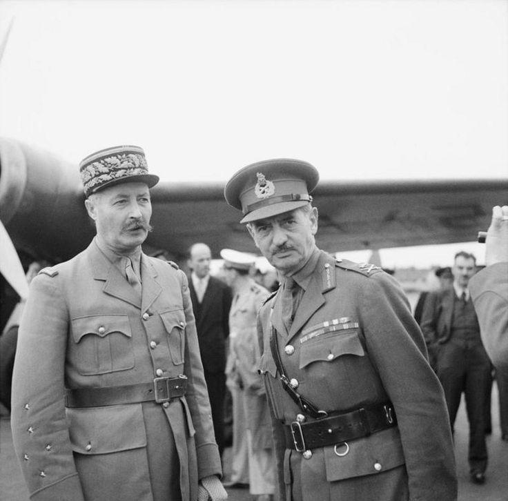 Henri Honoré Giraud fue una de las personalidades destacadas de la Francia de la Segunda Guerra Mundial, hasta el punto no sólo de considerársele entre los padres de la Cuarta República sino que poco antes había sido copresidente del CFLN (Comité Français de la Libération Nationale) junto a De Gaull