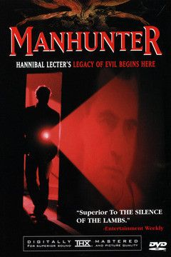 Manhunter.  Directed by Michael Mann. William L. Petersen, Joan Allen, Brian Cox, Dennis Farina. Better than the other Hannibal films, this one is really good and uses InnaGaddaDaVida for the climax scene, which makes it Fine, imho.