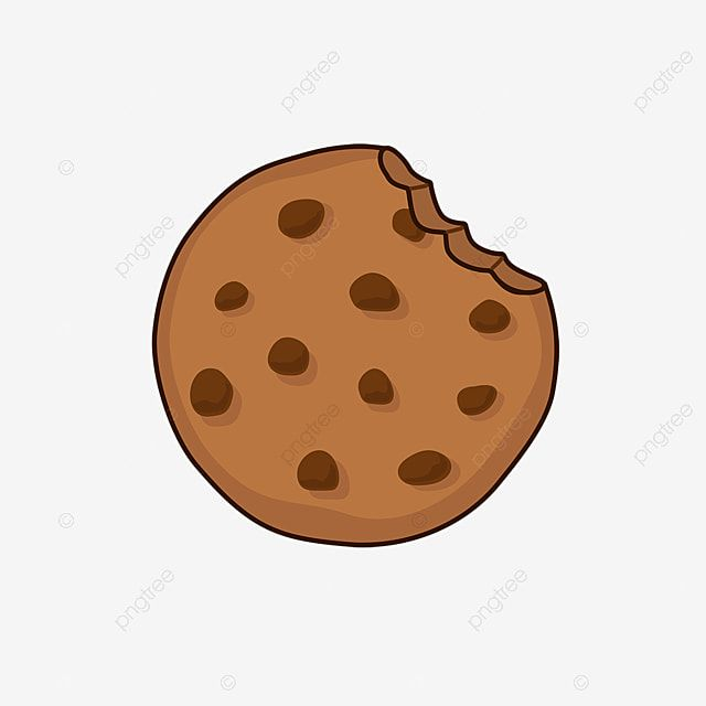 Cartoon Big Half Chocolate Bean Cookie Cookie Clipart Cookie Clipart Cookies Clip Art Png And Vector With Transparent Background For Free Download Cookie Clipart Clip Art Chocolate