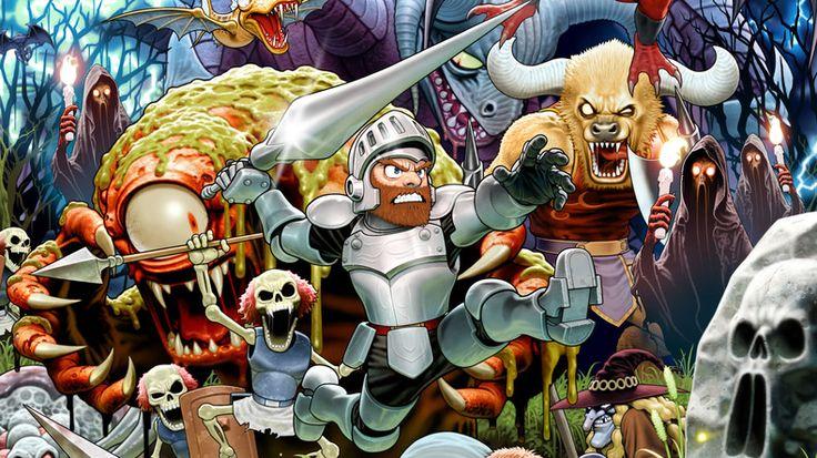 Ultimate Ghosts 'N Goblins wallpaper Ultimate Hero