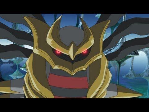 Pokémon: Giratina & the Sky Warrior [Full Movie HD]