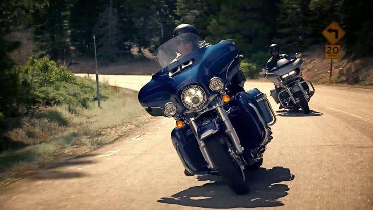 2017 Harley-Davidson Commercial
