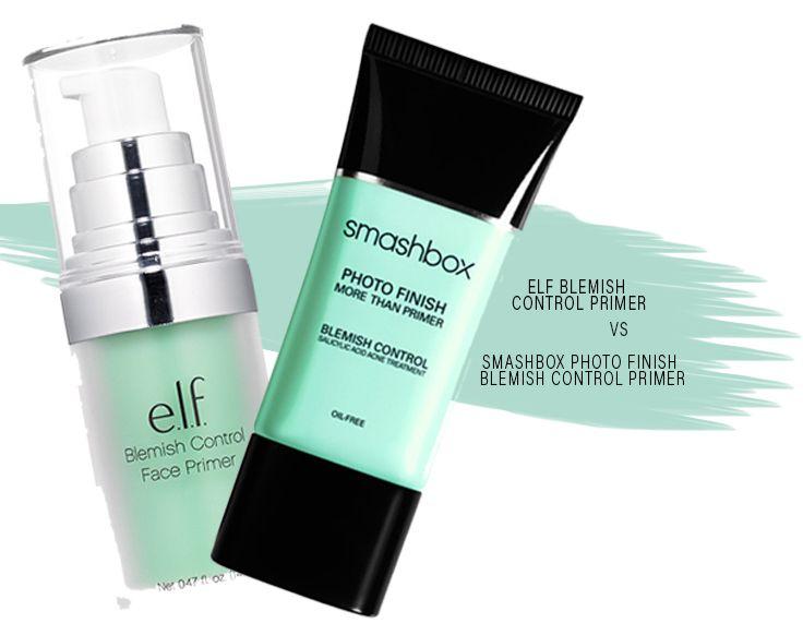 Top 7 Perfect Drugstore Makeup Dupes - Blemish Control Primer