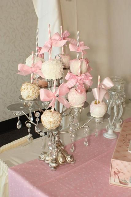 Shabby chic vintage glam baby shower party ideas - Decoracion shabby chic vintage ...