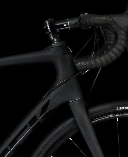 Domane SLR 9 eTap | Domane | Vélos de route endurance | Vélos de route | Vélos | Trek Bikes ALL BLACK