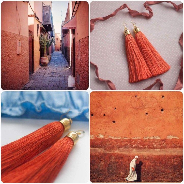 "Efulki Tassels ""Marrakech"""