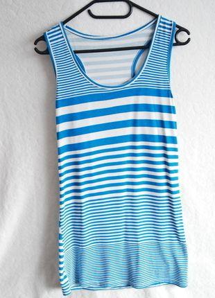 Kup mój przedmiot na #vintedpl http://www.vinted.pl/damska-odziez/koszulki-na-ramiaczkach-koszulki-bez-rekawow/13980735-dluzszy-top-bez-rekawow