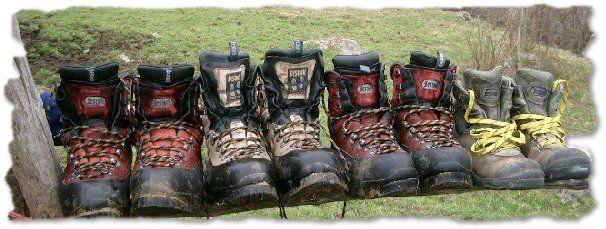 BESTARD - botas de montaña