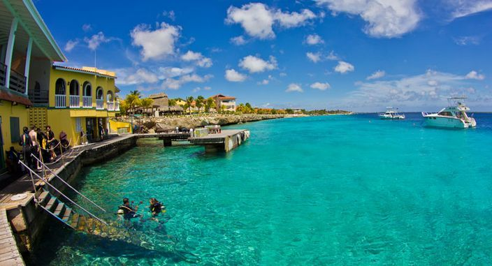 Under the sea: The best dive resorts in the Caribbean