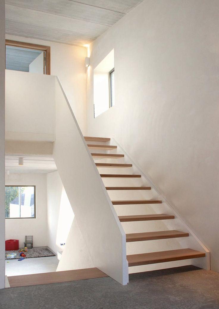 Die besten 25+ Schwebende treppe Ideen auf Pinterest modernes - design treppe holz lebendig aussieht
