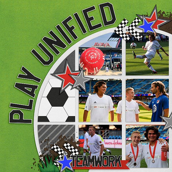 Play Unified kit: Kickin' It Super Soccer Collection by Meagan's Creations--some items color adjusted a bit Template: Happy Camper Templates by Meagan's Creations