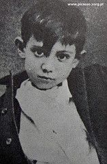 Picasso niño