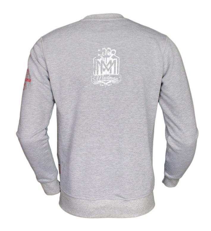Bluza 'Logo' - tył ---> Streetwear shop: odzież uliczna, kibicowska i patriotyczna / Przepnij Pina!