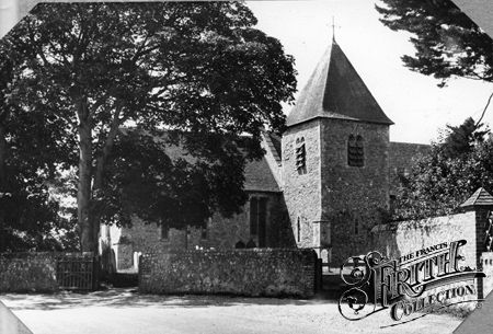 The Church c1939, West Wittering