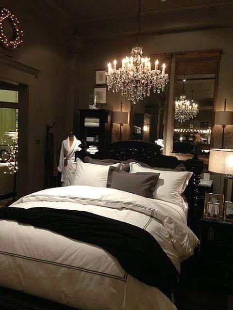 8 besten Bedroom Bilder auf Pinterest Schlafzimmer ideen - schlafzimmer dunkle farben