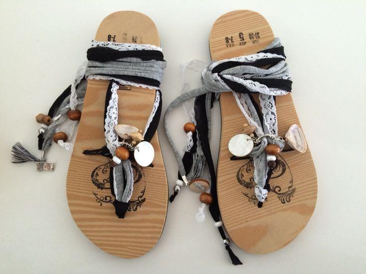 Slippers Limited Edition by Colourfun en Chula Sandals / Slippers te bestellen via info@colourfun.nl