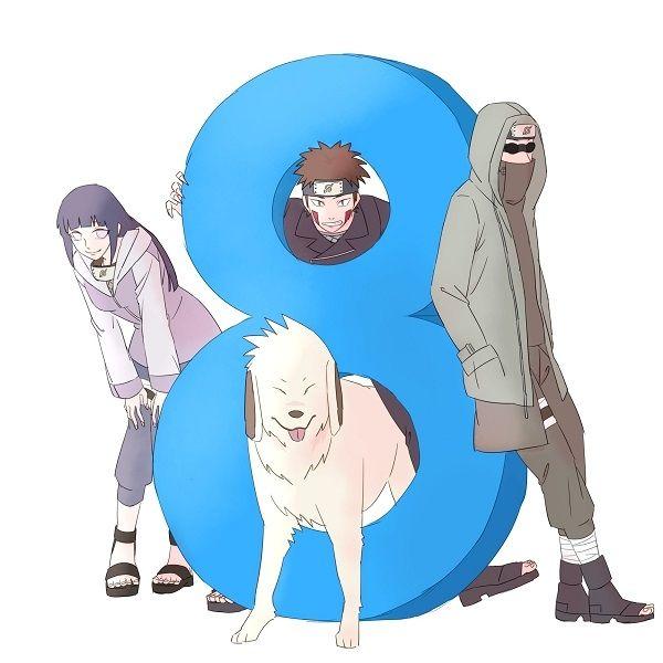 Team 8 | three-man cell | hiroshi [pixiv] http://www.pixiv.net/member_illust.php?mode=medium&illust_id=49447945