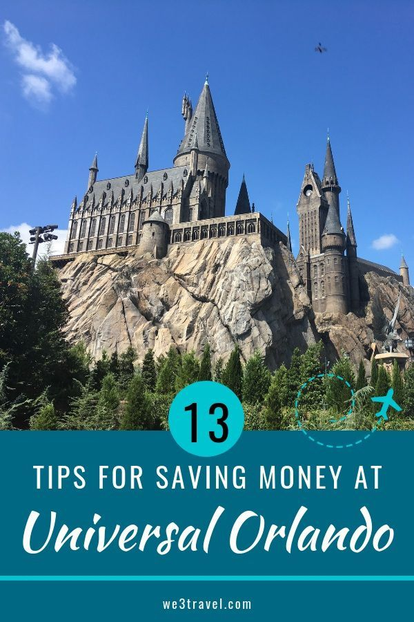 Universal Orlando Budget Breakdown and Tips for Saving Money