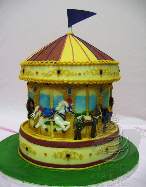 Sculpted Cakes Indianapolis
