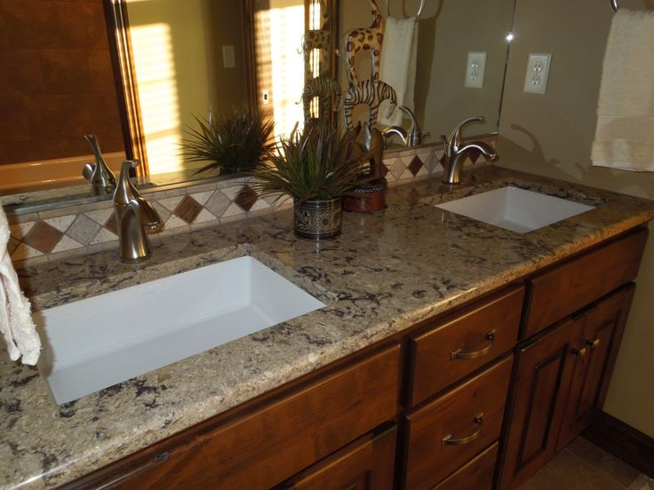 Bathroom Countertops by Creative Surfaces of Black Hills ...