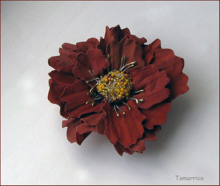 цветок замша2 (700x592, 407Kb)