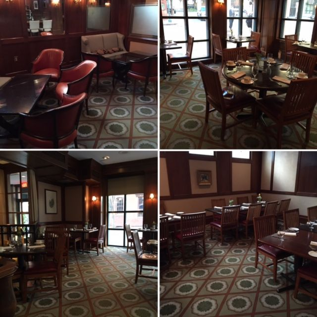 The Berkeley Restaurant Hotel Rva Great Location For Any Meal Can
