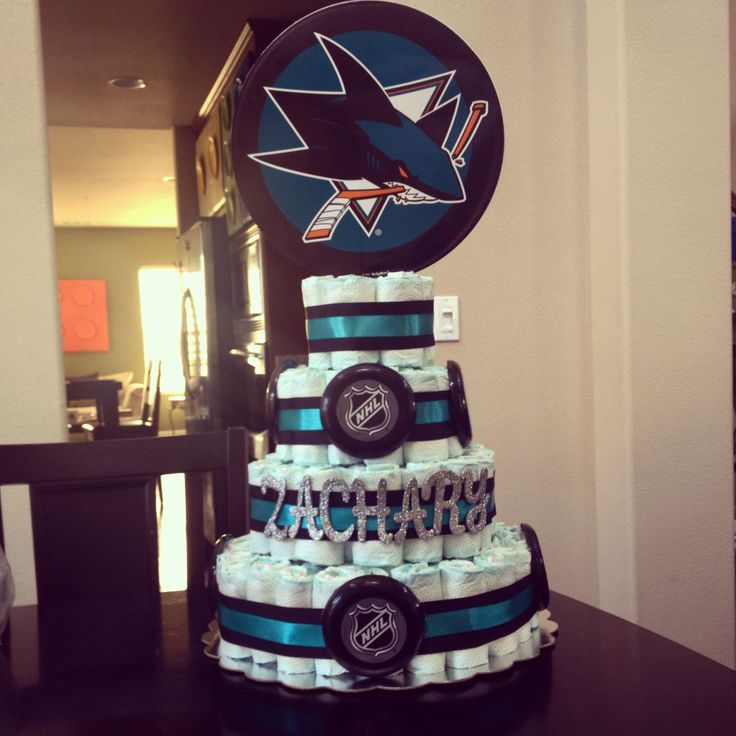 17 best Raylens First Birthday San Jose Sharks images on