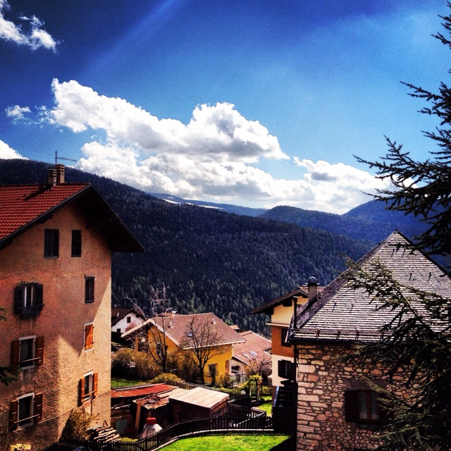 #Folgaria, Italy... the place were we're! @Hotel Vittoria