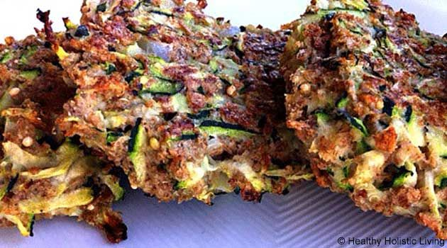 This zucchini fritter recipe contains healthy ingredients loaded with essential nutrients needed for a healthier body. http://recipes.mercola.com/zucchini-fritters-avocado-dill-dip-recipe.aspx
