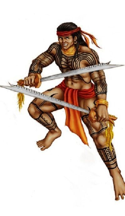 Arguably the Filipino counterpart of the Roman god Mars, Apolaki appeared in several ancient myths. The Tagalogs revered Apolaki as the sun god as well as patron of the warriors. He shares almost the same qualities with the Kapampangan sun god of war and death, Aring Sinukuan.#FilipiKnow #PhilippineMythology
