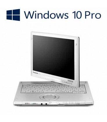 Laptopuri refurbished Panasonic Toughbook CF-C1, i5-2520M, Win 10 Pro