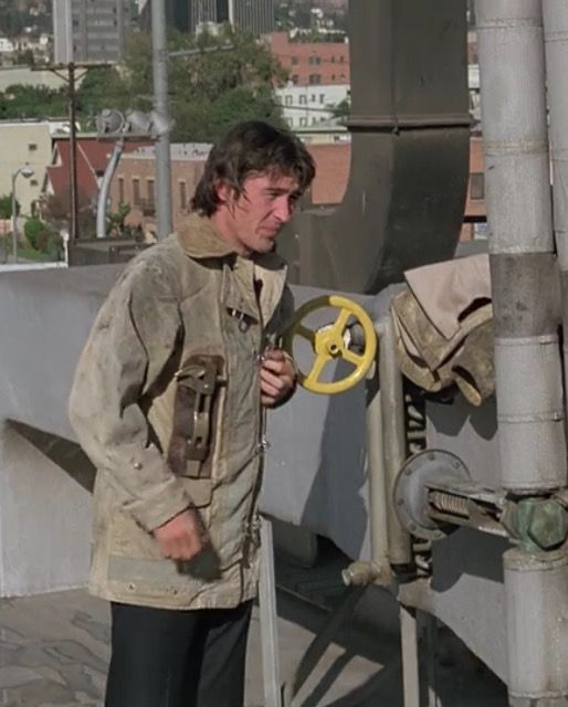 """Johnny Gage (Randolph Mantooth), """"The Tycoons"""""""
