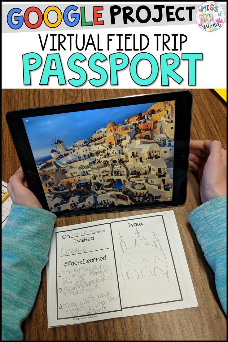 Taking your students on a virtual reality field trip? This passport can be  paired with Google Expeditions to he…   Field trip [ 1104 x 736 Pixel ]