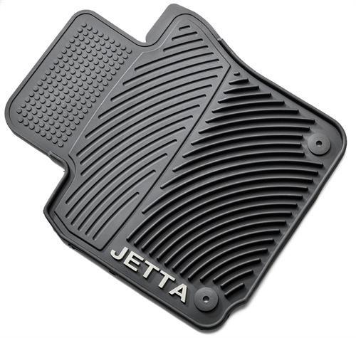 Vw Jetta Sportwagen Rubber Monster Floor Mats (G004)