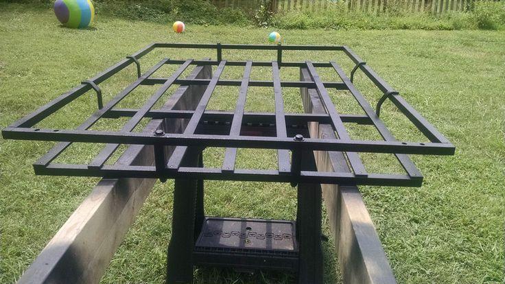 Howto JOSX2's Noweld DIY Roof Rack Second Generation