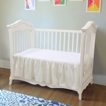 Baby Crib Skirt //Price: $30.99 & FREE Shipping // #‎kid‬ ‪#‎kids‬ ‪#‎baby‬ ‪#‎babies‬ ‪#‎fun‬ ‪#‎cutebaby #babycare #momideas #babyrecipes  #toddler #kidscare #childcarelife #happychild #happybaby
