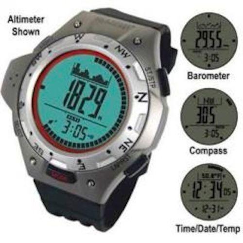 La Crosse Technologies Adventure Watch XG55 Altimetre Barom Pressure Temperature | eBay