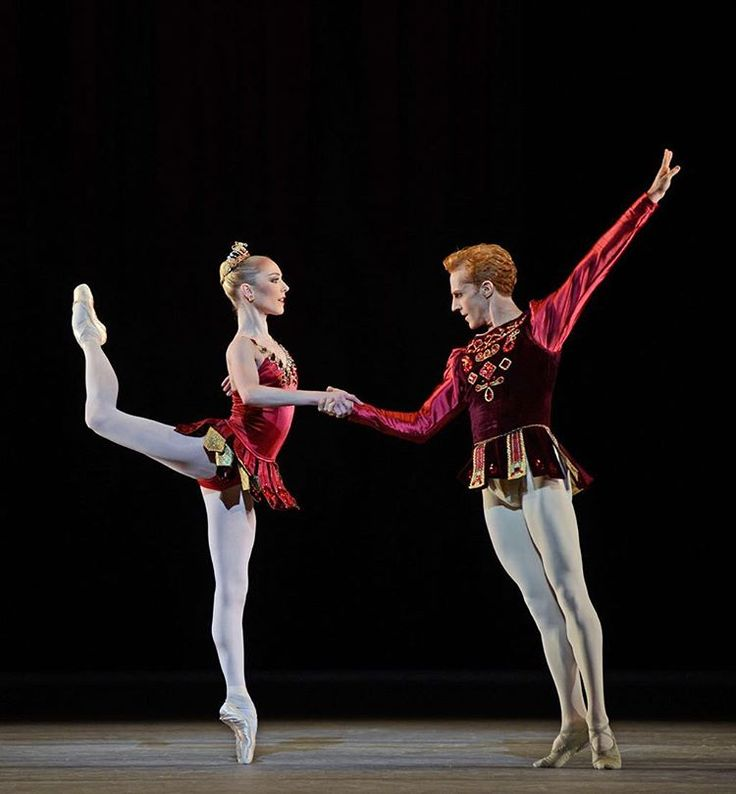 Sarah Lamb, Royal Ballet