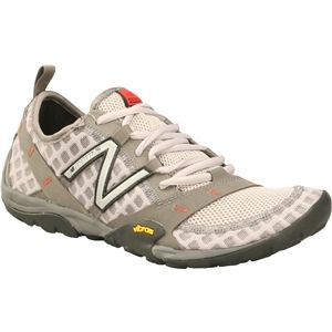 New Balance Minimus trail running shoe.  Great for weight lifting and running : )
