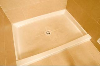 How to Remove Hard Water Stains From Fiberglass Showers | eHow