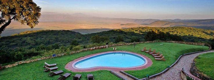 Sopa Lodges - Photo Gallery - Ngorongoro Sopa Lodge