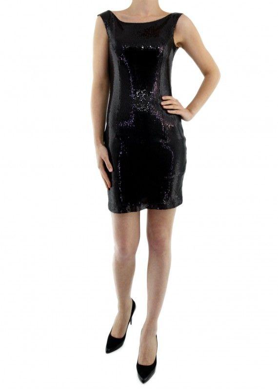 Askılı Pulpayet Elbise