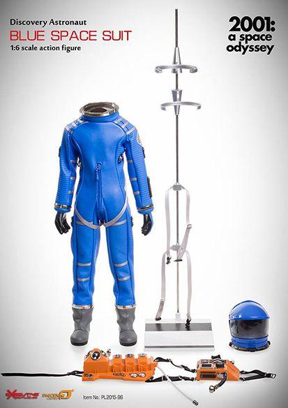 NASAの新しい宇宙服のデザインが『2001年宇宙の旅』 3