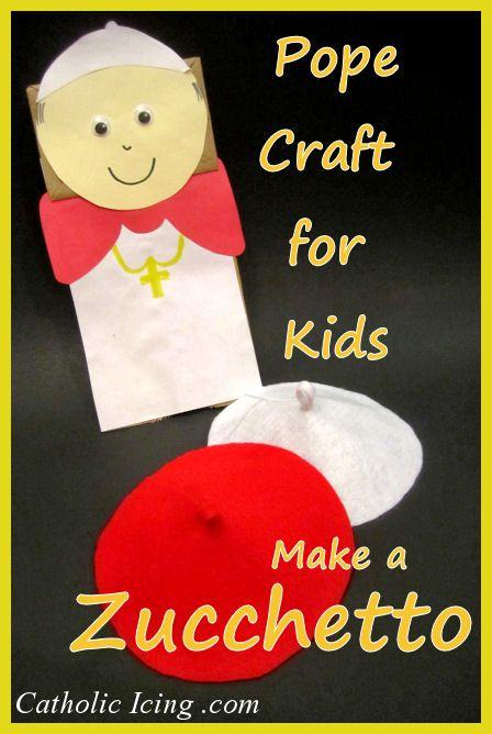 Make a Zucchetto