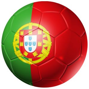 Portugal Football FlagFLAGS OF THE WORLD : More Pins Like This At FOSTERGINGER @ Pinterest
