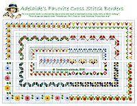 http://www.handmade-adelaide-baby.com/free-cross-stitch-patterns.html