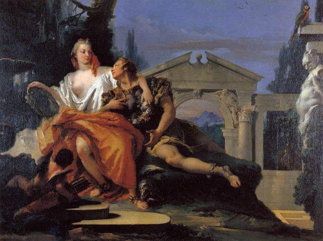 Rinaldo και Armida. (1753)